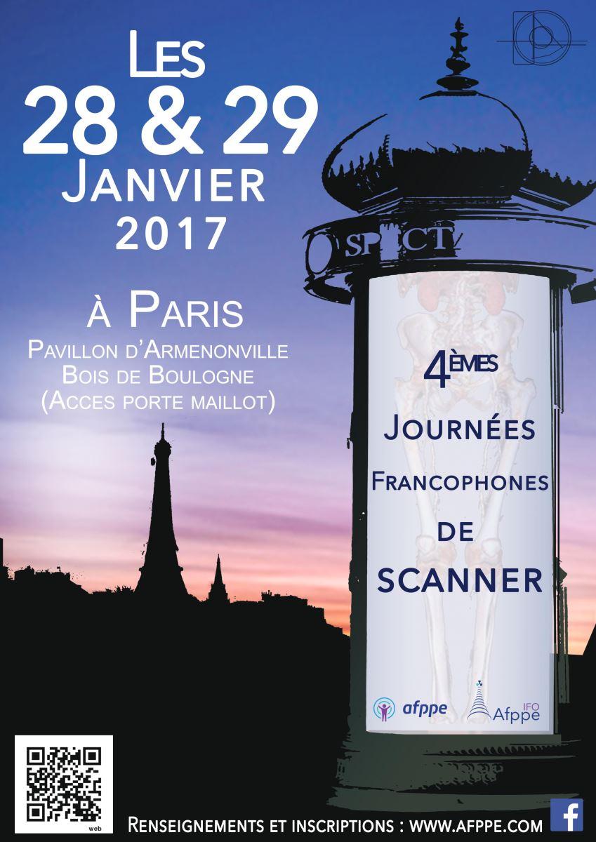 4èmes journées francophones de scanner