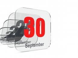 30 septembre