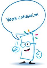 Adhesion cotisation