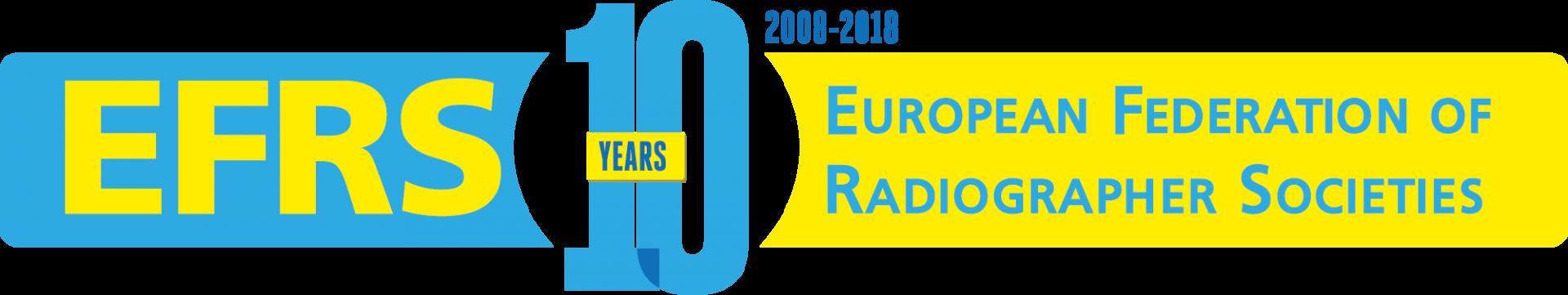 Efrs logo celebration